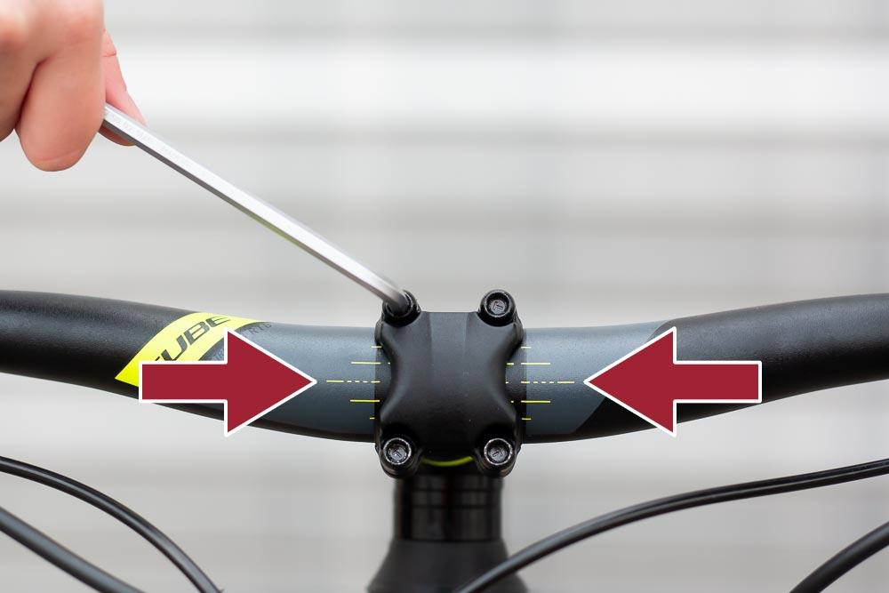 15 aufbau lenker zuschrauben zentrieren - Schritt für Schritt erklärt: Aufbauanleitung für dein Fahrrad oder E-Bike