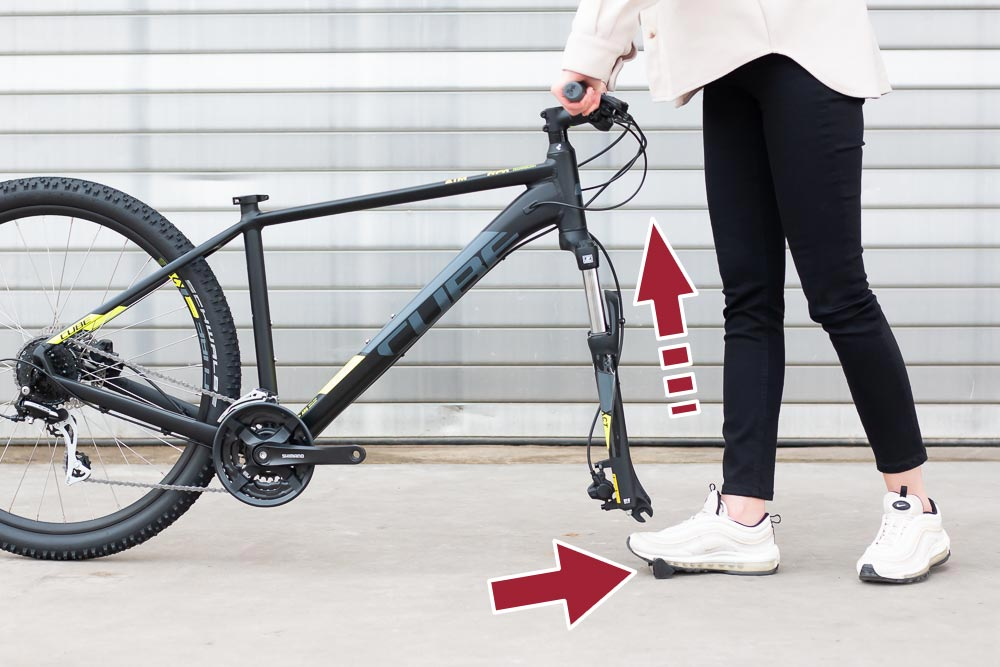 17 aufbau schutz achse entfernen - Schritt für Schritt erklärt: Aufbauanleitung für dein Fahrrad oder E-Bike