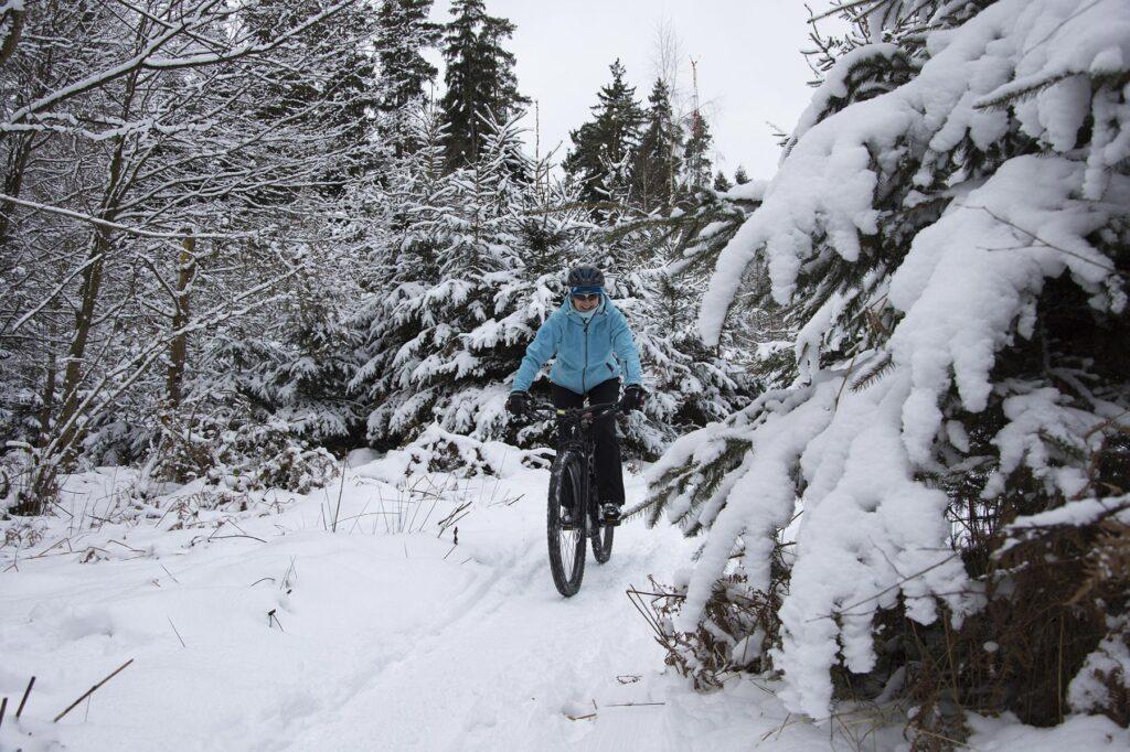 Blog Winter 1024x682 - 4 Tipps: Was du als E-Biker*in im Winter unbedingt beachten solltest