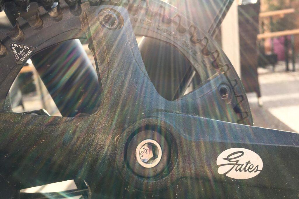 Gates Riemenantrieb Cube Travel SL 03 1024x683 - Ein Fahrrad ohne Kette - Der Riemenantrieb als Alternative