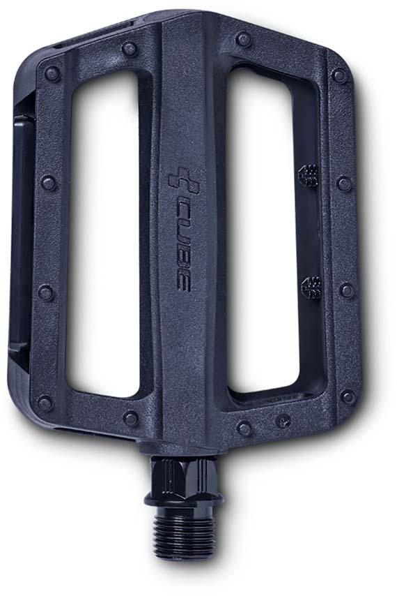 a 6003374 14164 Cube Pedale HPP black 0 - Welche Fahrradpedale gibt es?