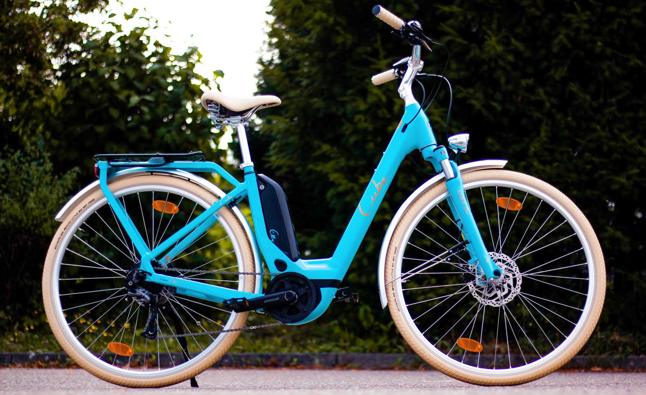 mhw magazin citybike beleuchtung bike - Welche Beleuchtung für mein Bike?