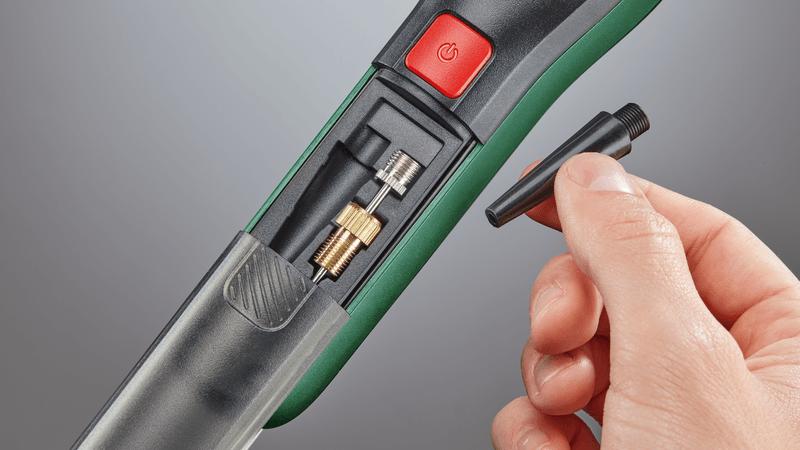 Easypump durckluftpumpe 2 - Bosch EasyPump - Die Druckluftpumpe für Zuhause oder Unterwegs
