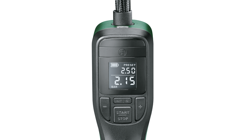 Easypump durckluftpumpe 3 - Bosch EasyPump - Die Druckluftpumpe für Zuhause oder Unterwegs