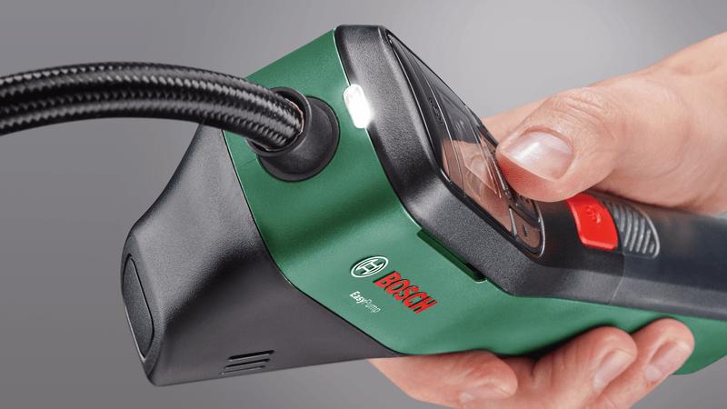 Easypump durckluftpumpe 4 - Bosch EasyPump - Die Druckluftpumpe für Zuhause oder Unterwegs