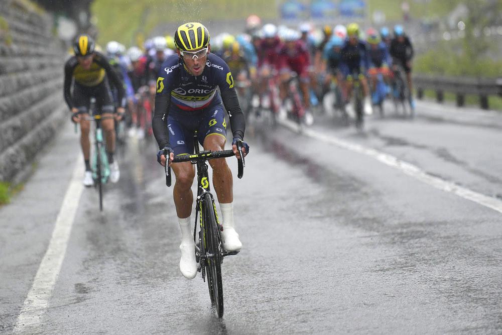 Orica Scott Bild 2 - Das Team Orica-Scott am Start der Tour de France