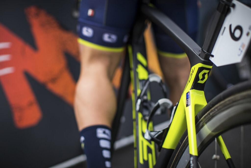 Orica Scott Bild 3 1024x683 - Das Team Orica-Scott am Start der Tour de France