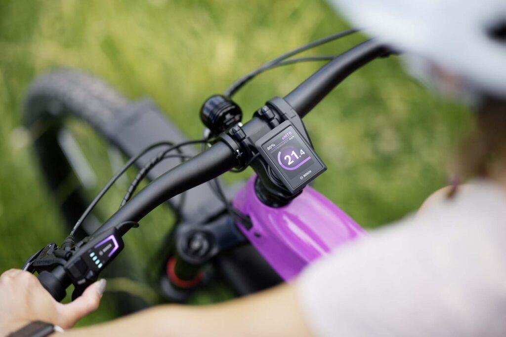 Display Kiox 300 (Foto: Bosch)